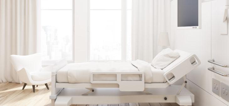 Le lit électrique à hauteur variable