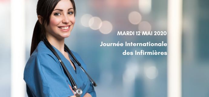Journée Internationale des Infirmières : participez à notre jeu-concours !