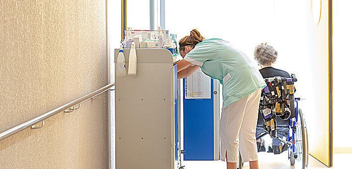 La mobilisation d'infirmiers libéraux en EHPAD en période d'épidémie