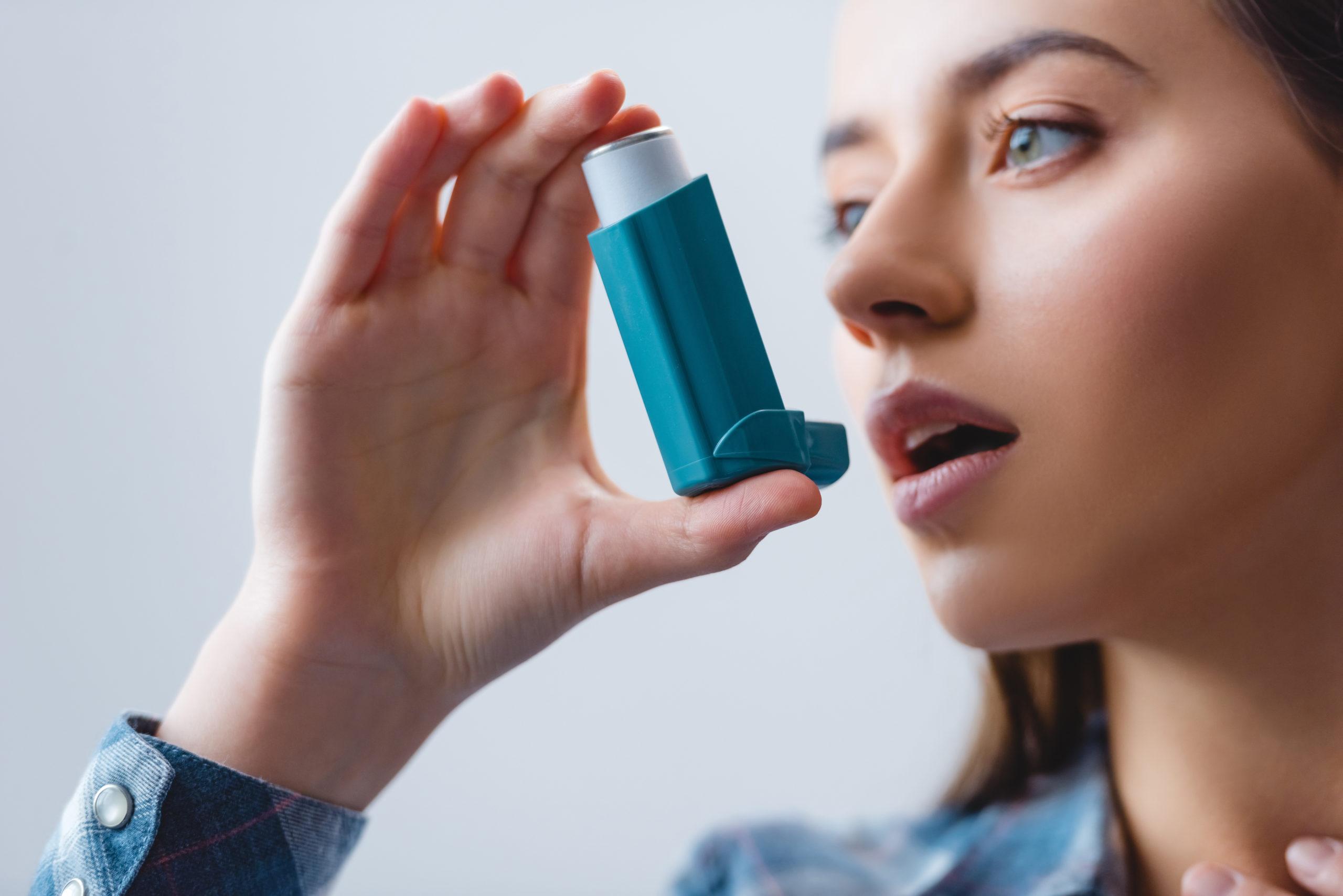 Asthme – les symptômes, causes, traitements et prévention